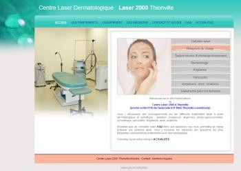 Centre Laser Dermatologique - Laser 2000 Thionville