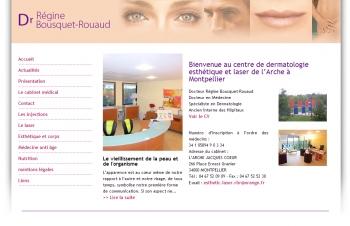 Laser esthétique - Dr régine Bousquet-Rouaud