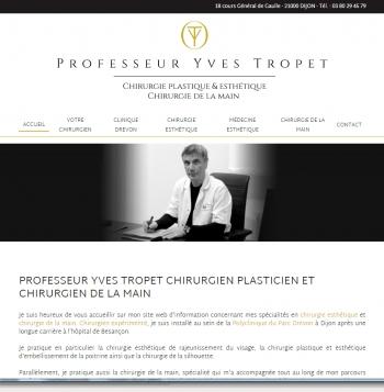 Professeur Yves Tropet