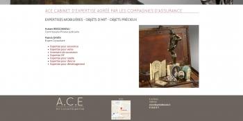 ACE expertise - écran n°2
