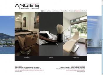 Angie's - écran n°3