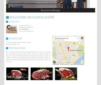 Boulogne club commerces - écran n°4