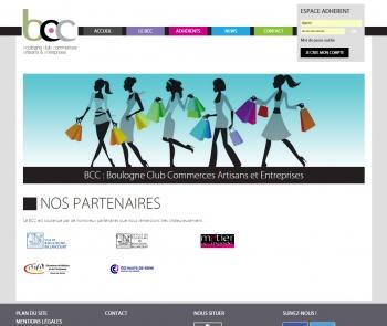 Boulogne club commerces - écran n°3
