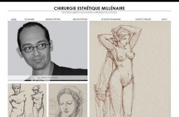 Chirurgie esthétique millénaire - Docteur Giovannini - écran n°1