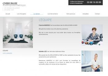 Chirurgie plastique & esthétique Strasbourg - écran n°4