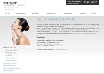 Chirurgie plastique & esthétique Strasbourg - écran n°7