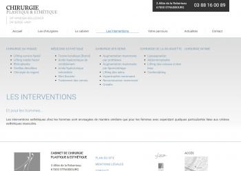 Chirurgie plastique & esthétique Strasbourg - écran n°6