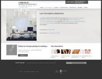 Chirurgie plastique & esthétique Strasbourg - écran n°3