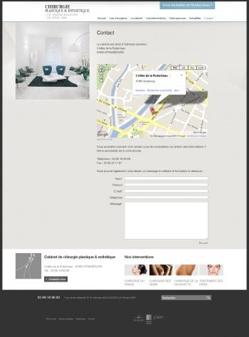 Chirurgie plastique & esthétique Strasbourg - écran n°8