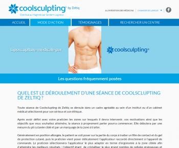 coolsculpting Maghreb - écran n°3
