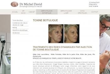 Docteur Michel David - écran n°4