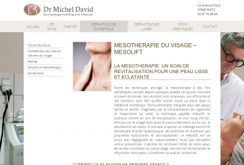 Docteur Michel David - écran n°7