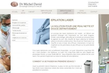 Docteur Michel David - écran n°5