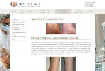 Docteur Michel David - écran n°9