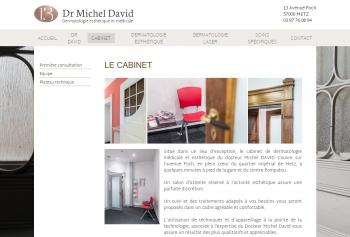 Docteur Michel David - écran n°3