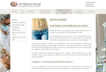 Docteur Michel David - écran n°10