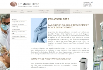 Docteur Michel David - écran n°8
