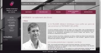 Docteur Pelissier - écran n°4