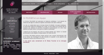 Docteur Pelissier - écran n°2