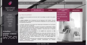 Docteur Pelissier - écran n°3