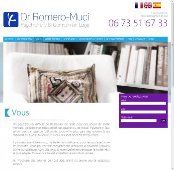 Docteur Roméro-Muci - écran n°8