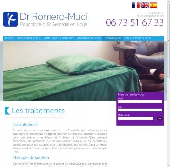 Docteur Roméro-Muci - écran n°5