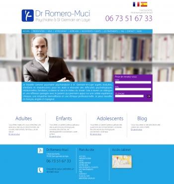 Docteur Roméro-Muci - écran n°1