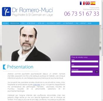 Docteur Roméro-Muci - écran n°2