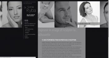 Docteur Sonia Ryba - écran n°1