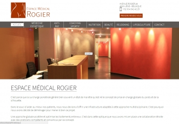 Espace Médical Rogier - écran n°1