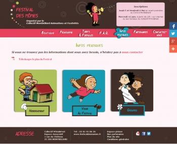 Festival des Mômes - écran n°5