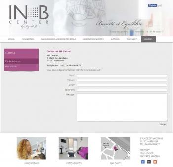 INB center - écran n°6