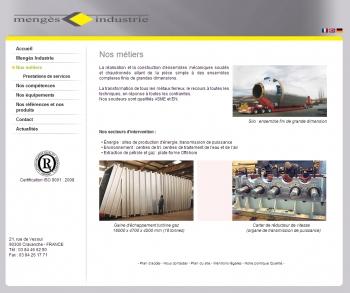 Mengès Industrie - écran n°4