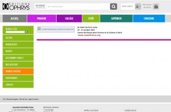 Ophrys - écran n°8