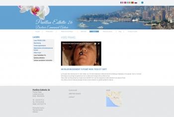Pavillon Esthétic 26 - Dr Emmanuel Antoni - écran n°8