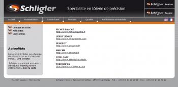 Schligler - écran n°3