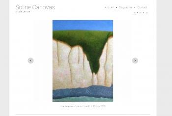 Soline Canovas - écran n°1