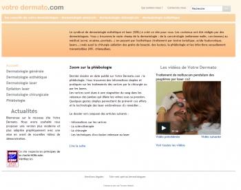 Votre Dermato - écran n°4