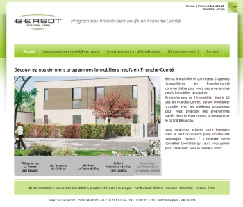 Bersot immobilier neuf
