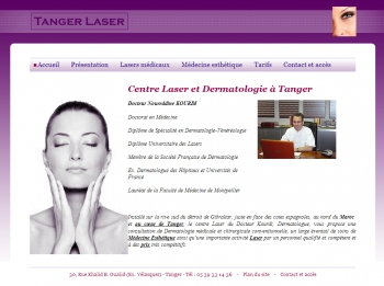 Dermatolaser Tanger