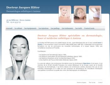 Dermatologue Hitter