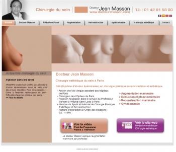 Docteur Masson - Chirurgie du sein