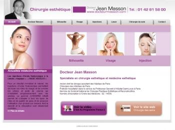 Docteur Masson - Chirurgie esthétique