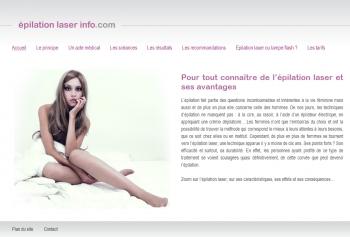 Epilation laser info