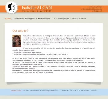 Isabelle Alcan