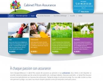 Piton assurance