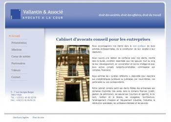 Vallantin & Associé