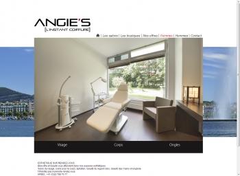 Angie's - écran n°8