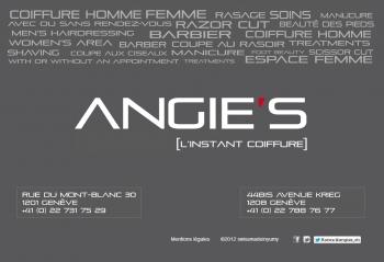 Angie's - écran n°1