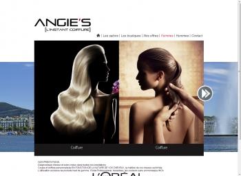 Angie's - écran n°6